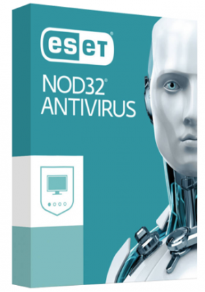 Eset Nod32 Antivirus Security - 3 PCs/1 Year