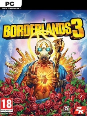 Borderlands 3 - Epic Games Store Key