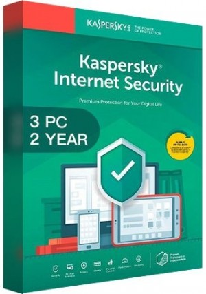 Kaspersky Internet Security Multi Device 2020 / 3 Devices (2 Years)