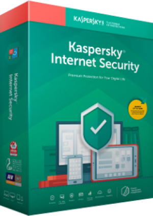 Kaspersky Internet Security Multi Device 2020 / 3 Devices (1 Year)