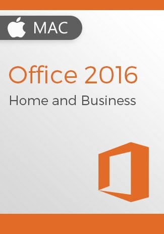 Microsoft Office 2016 Home & Business (For Mac)